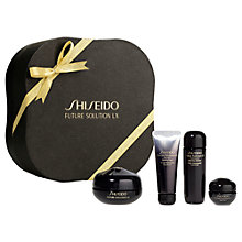 Buy Shiseido Future Solution LX Gift Set Online at johnlewis.com
