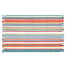 Buy John Lewis Al Fresco Stripe Placemats, Set of 2 Online at johnlewis.com