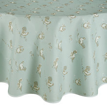 Buy John Lewis Country Hens Tablecloth, Dia.180cm Online at johnlewis.com