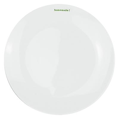 Image of Keith Brymer Jones Word 'Homemade' 19cm Side Plate