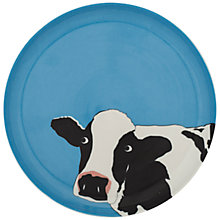 Buy Joules Cow Side Plate Online at johnlewis.com