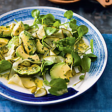 Buy Pickled Cucumber With Green Salad & Herb Dressing by Signe Johansen Online at johnlewis.com