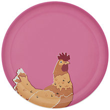 Buy Joules Hen Side Plate Online at johnlewis.com