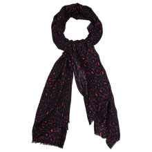 Buy Gérard Darel Scarf, Burgundy Online at johnlewis.com