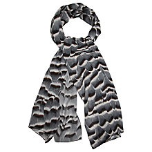 Buy Gérard Darel Scarf, Grey Online at johnlewis.com