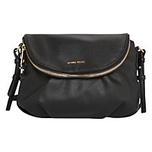Buy Mango Pebbled Faux Leather Cross Body Bag Online at johnlewis.com