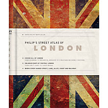 Buy Compass Maps Ltd. Phillip Street Street Atlas of London Online at johnlewis.com