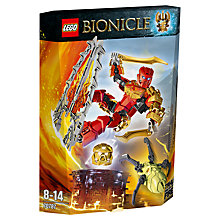 Buy LEGO Bionicle Tahu - Master Of Fire Online at johnlewis.com