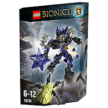 Buy LEGO Bionicle Protector Of Earth Online at johnlewis.com