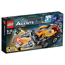 Buy LEGO Ultra Agents Drillex Diamond Job Online at johnlewis.com