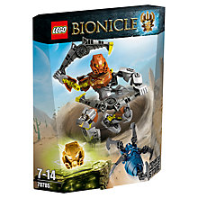 Buy LEGO Bionicle Pohatu - Master Of Stone Online at johnlewis.com