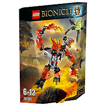 Buy LEGO Bionicle Protector Of Fire Online at johnlewis.com