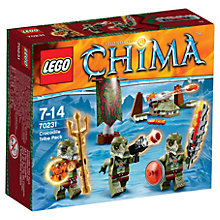 Buy LEGO Legends of Chima Crocodile Tribe Pack Online at johnlewis.com