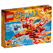 Buy LEGO Legends of Chima Flinx Ultimate Phoenix Online at johnlewis.com