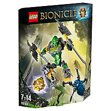 Buy LEGO Bionicle Lewa - Master Of Jungle Online at johnlewis.com