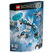Buy LEGO Bionicle Protector Of Ice Online at johnlewis.com