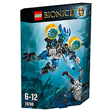 Buy LEGO Bionicle Protector Of Water Online at johnlewis.com