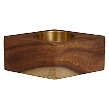 Buy John Lewis Candle Holder Tessellation Online at johnlewis.com