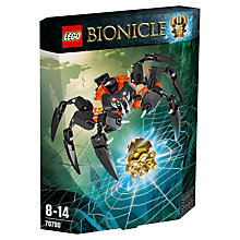 Buy LEGO Bionicle Lord Of Skull Spiders Online at johnlewis.com