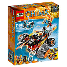 Buy LEGO Legends of Chima Tormak's Shadow Blazer Online at johnlewis.com