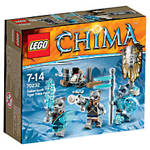 Buy LEGO Legends of Chima Sabre Tooth Tribe Pack Online at johnlewis.com