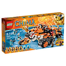 Buy LEGO Legends of Chima Tiger's Mobile Command Online at johnlewis.com