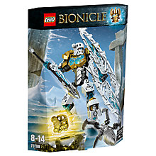 Buy LEGO Bionicle Kopaka - Master Of Ice Online at johnlewis.com