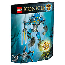 Buy LEGO Bionicle Gali - Master Of Water Online at johnlewis.com