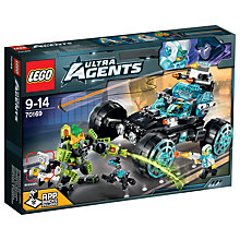 Buy LEGO Ultra Agents Stealth Patrol Online at johnlewis.com