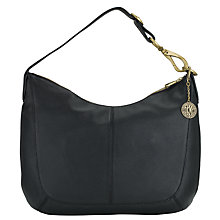 Buy DKNY Crosby Leash Large Leather Hobo Bag Online at johnlewis.com