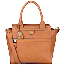 Buy Nica Nikki Tote Bag, Tan Online at johnlewis.com