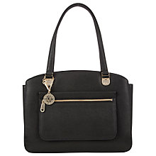 Buy DKNY Mercer Triple Tote Bag, Black Online at johnlewis.com