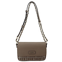 Buy DKNY HQ Print Bryant Small Across Body Bag Online at johnlewis.com
