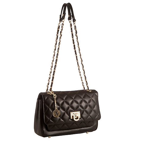 Dkny Quilted Leather Shoulder Bag 78