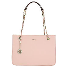 Buy DKNY Bryant Chain Leather Shopper Bag Online at johnlewis.com