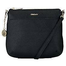 Buy DKNY Bryant Top Zip Across Body Bag Online at johnlewis.com