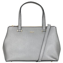 Buy DKNY Bryant Large Zip Leather Shopper Bag Online at johnlewis.com