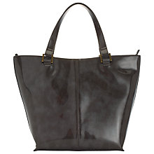 Buy John Lewis Bedmin Patent Tote Bag Online at johnlewis.com