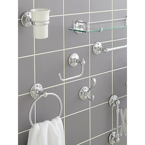 Buy miller stockholm bathroom fitting range john lewis John lewis bathroom design and fitting