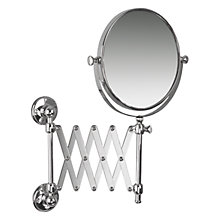 Buy Miller Stockholm Extending Shaving Mirror Online at johnlewis.com
