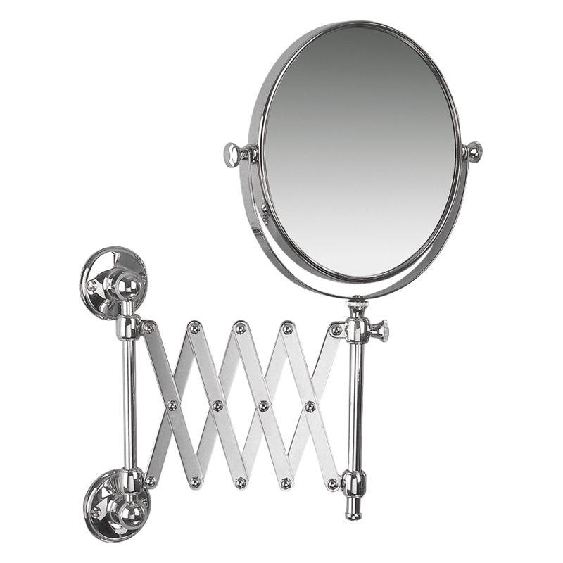 Miller from Sweden Miller Stockholm Extending Magnifying Shaving Mirror