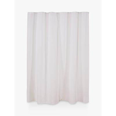 John Lewis Croft Collection Seersucker Shower Curtain