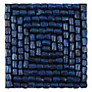 John Lewis Al Fresco Bead Coaster, Blue