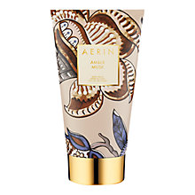 Buy AERIN Amber Musk Body Cream, 150ml Online at johnlewis.com