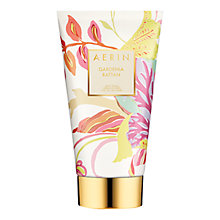 Buy AERIN Gardenia Rattan Body Cream, 150ml Online at johnlewis.com