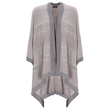 Buy Warehouse Space Dye Cape, Beige Online at johnlewis.com
