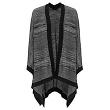 Buy Warehouse Space Dye Cape, Grey Online at johnlewis.com