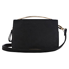 Buy Oasis Sacha Across Body Bag, Black Online at johnlewis.com