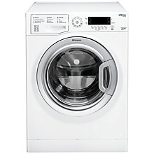 Buy Hotpoint SWMD9437XR Freestanding Washing Machine, 9kg Load, A+++ Energy Rating, 1400rpm Spin, White Online at johnlewis.com