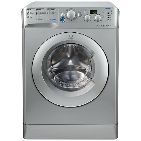 Indesit XWD71452S 7KG Washing Machine